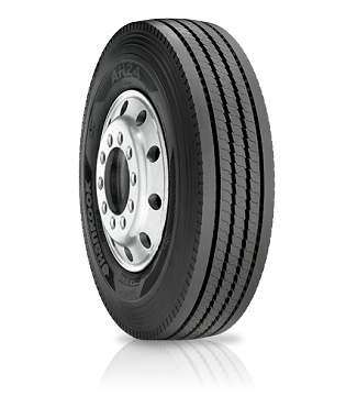 11 r 24.5 - Hankook AH24 Steer Tire
