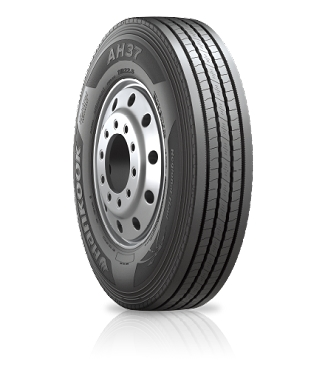 11 r 24.5 - Hankook AH37 Steer Tire