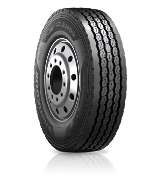 11 r 22.5 - Hankook AM09 Steer Tire