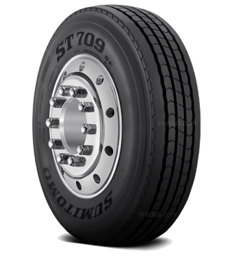 11 r 24.5 - Sumitomo ST709 Steer Tire